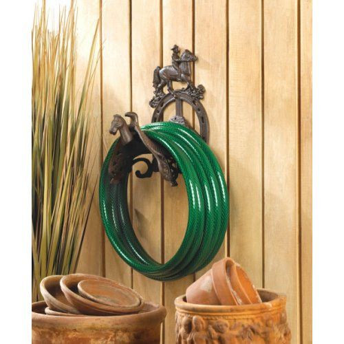 Decorative Garden Hose Holders Homesfeed