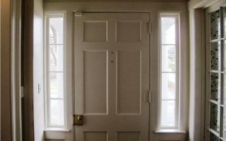 Sidelight Panels For Door And Windows