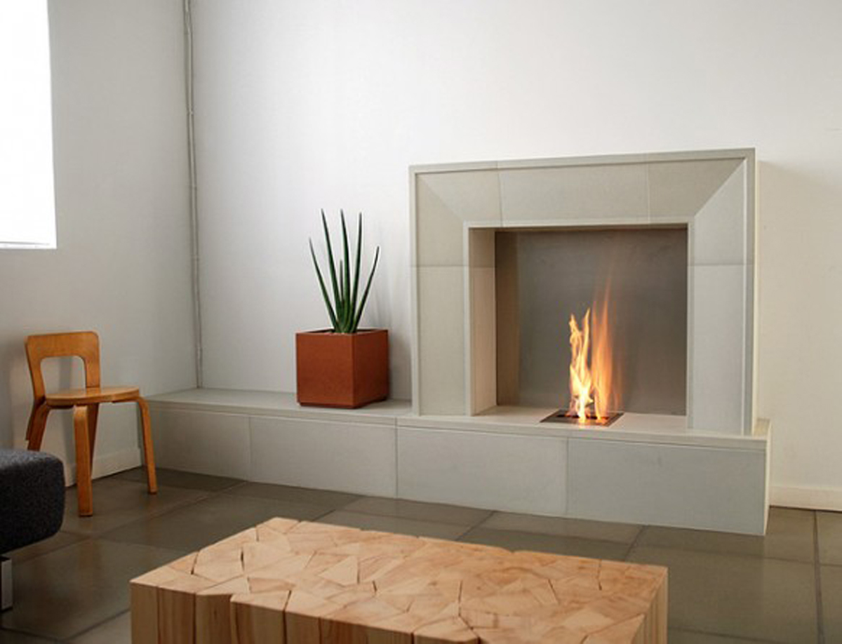 Fireplace designs ideas homesfeed for Small fireplace ideas