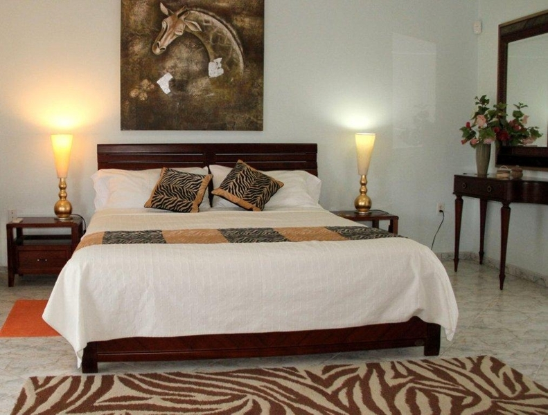 Safari bedroom decor ideas homesfeed for Bed decoration