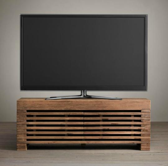 IKEA Media Cabinet Still Stunning Even TVs Off HomesFeed