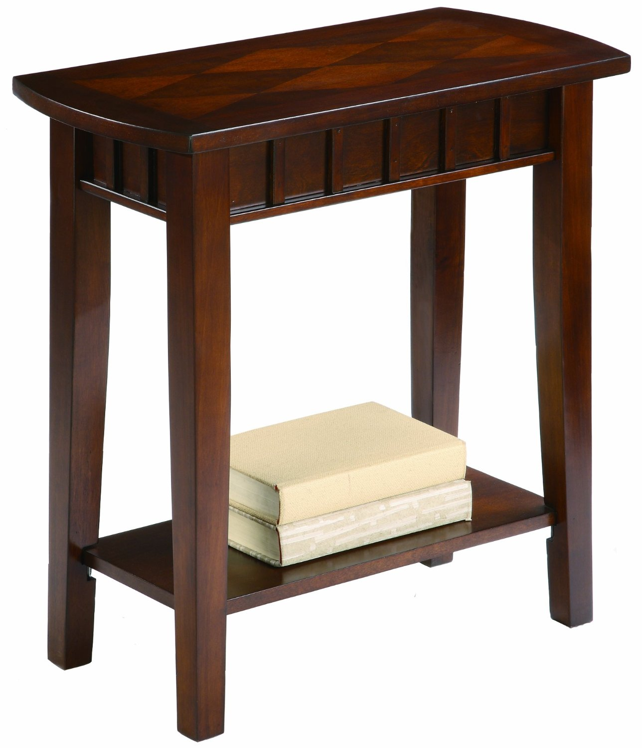 Tall console tables homesfeed for Small tall end table