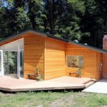 Small Wooden House Designs