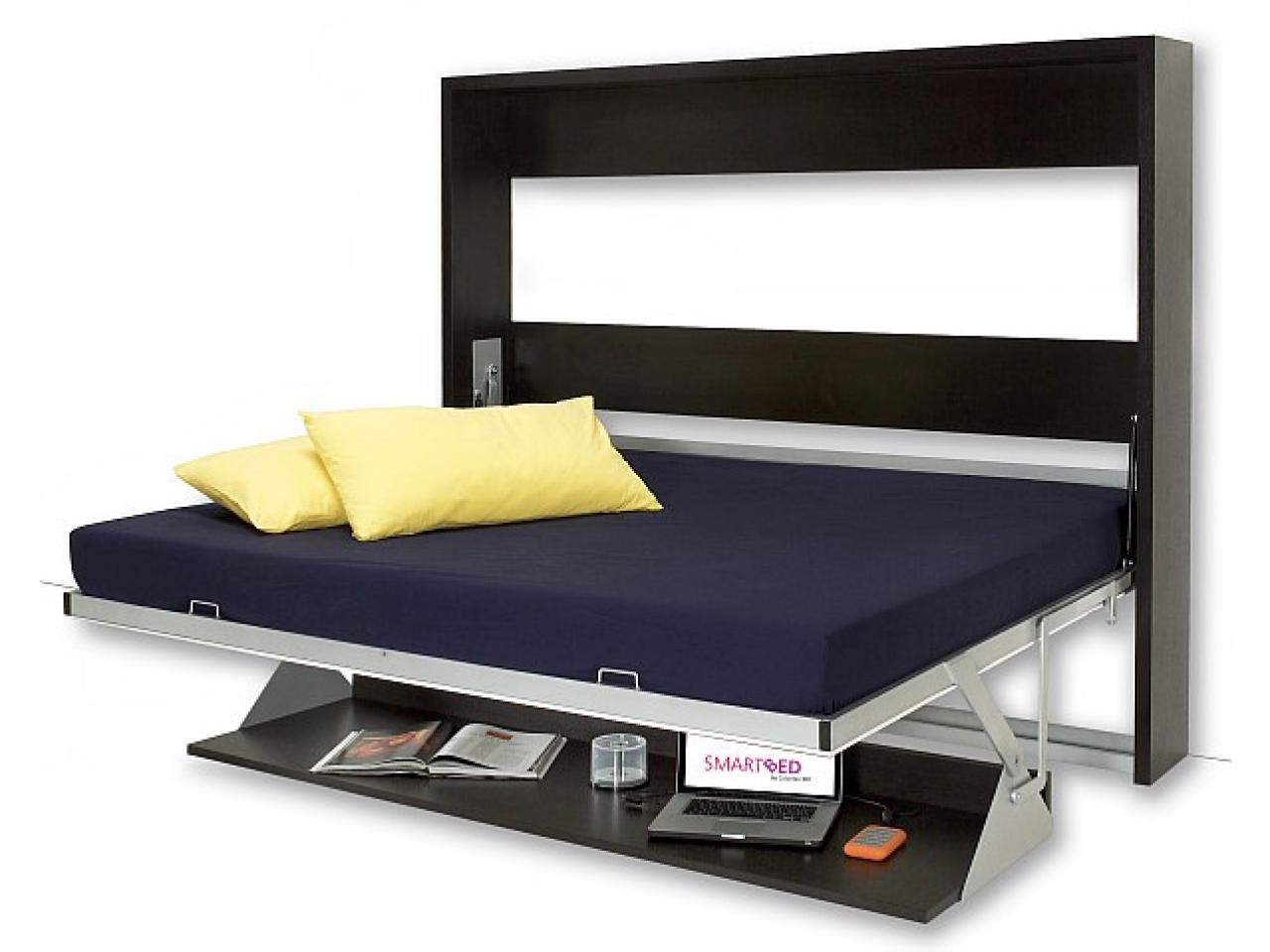 Guest bed solutions ideas homesfeed - Guest bed solutions small spaces minimalist ...
