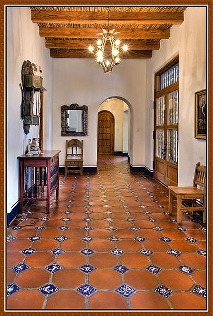Spanish tile flooring pros and cons homesfeed for Spanish style floor tiles