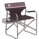 Steel Folding Chair With Desk