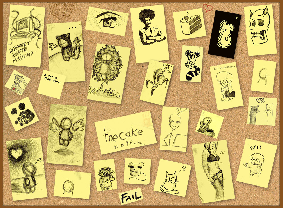Cool Cork Boards Ideas HomesFeed