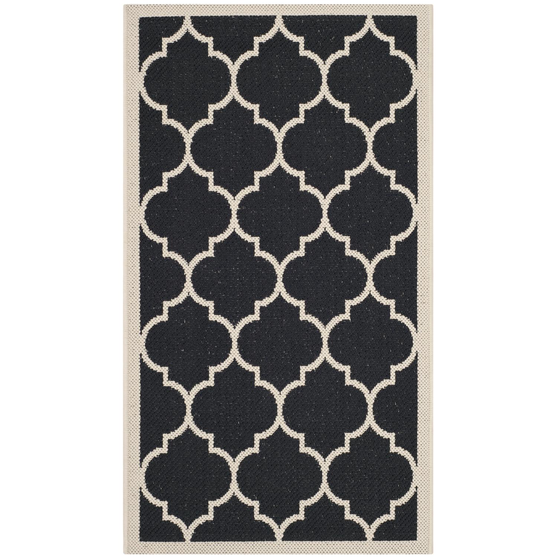 black carpet pattern. stylish pattern of black beaige indoor outdoor carpet