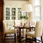 Traditional White Dining Room Sets Target With Cool Light