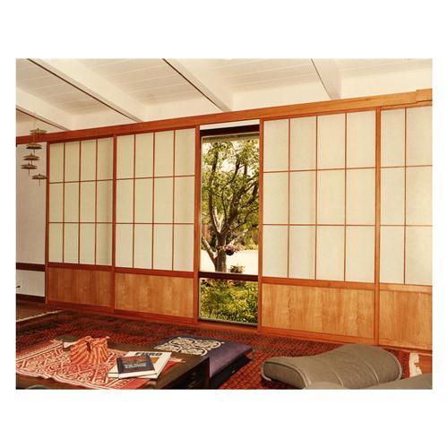 Traditional sliding shoji screen door idea  sc 1 st  HomesFeed & Shoji Screen Doors Striking Asian Latticework for Traditional Asian ...