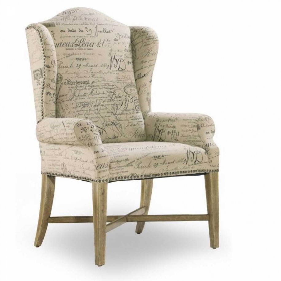 Upholstered Wingback Chairs HomesFeed : Unique Upholstered Wingback Chair With Cool Design from homesfeed.com size 915 x 915 jpeg 105kB
