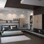 Unique Wooden Ceiling Bedroom Designs And Floor