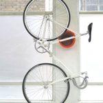 Vertical Bike Rack Design