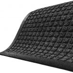 Water Hog Classic Of Black Outdoor Indoor Carpet