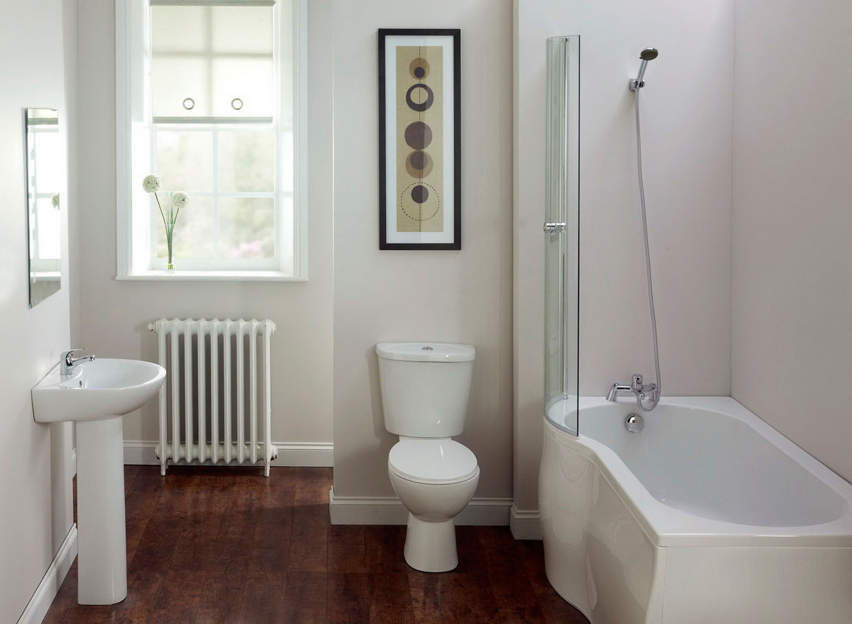 Remodeling A Small Bathroom On A Budget bathroom remodel ideas | homesfeed