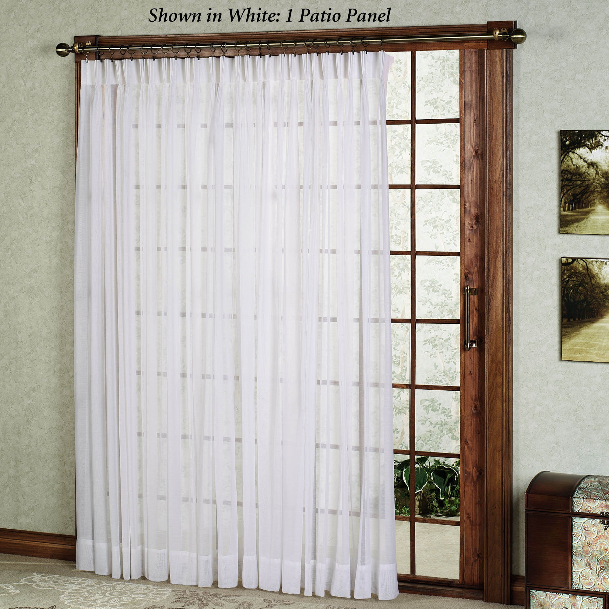 Curtain Solutions for Large Windows  Window Treatments amp Decor