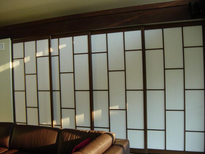 Shoji Screen Doors, Striking Asian Latticework for Traditional ...