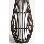 Wicker Table Lamps