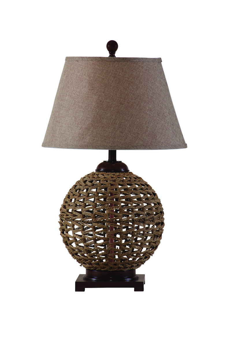 Wicker Table Lamps Concept Homesfeed