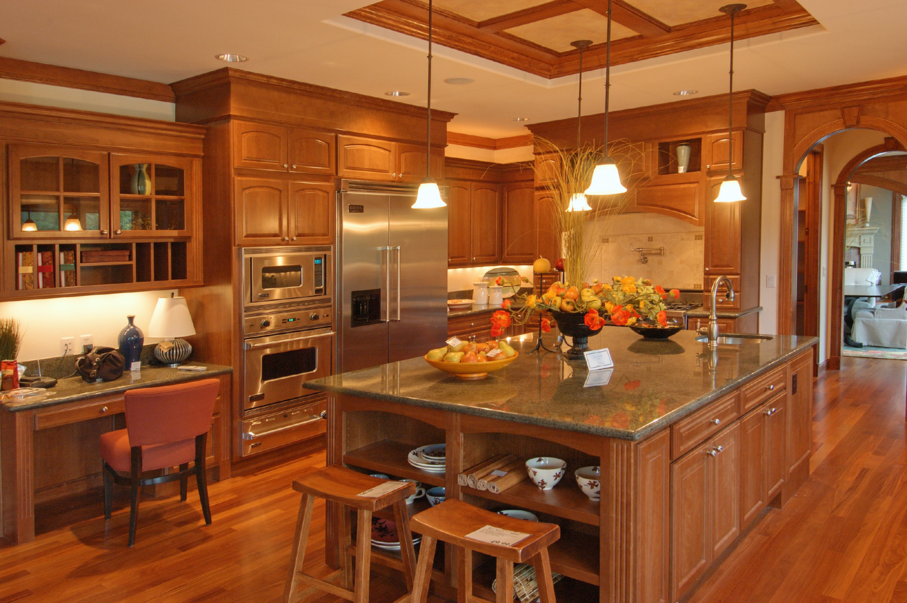 kitchen wood furniture. Wooden And Calm Color Of Kitchen Cabinets Ideas Wood Furniture