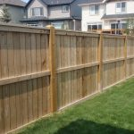 Wooden Backyard Fencing Ideas