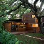 Wooden House Designs With Natural Style