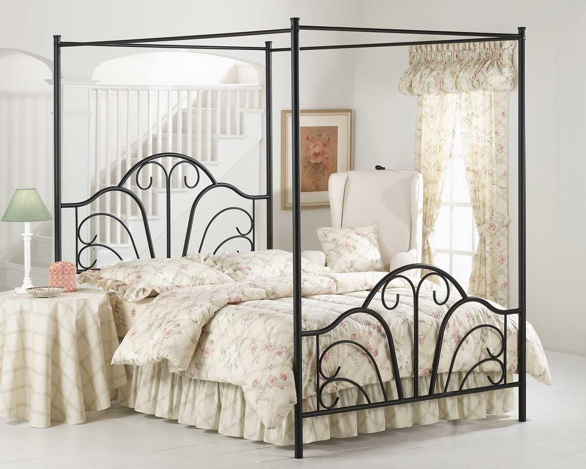 cheap enjoy the romantic bedroom with an iron canopy bed frame homesfeed with beautiful canopy beds