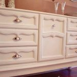 adorable peach tone design ikea dresser with vintage style and more drawers and wooden floor
