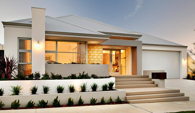 Fabulous Single Storey Home Designs Which Are Flooded With Luxury Homesfeed  With Single Home Design Single Home Design Cool The Iluka Home Design Floor  Plan