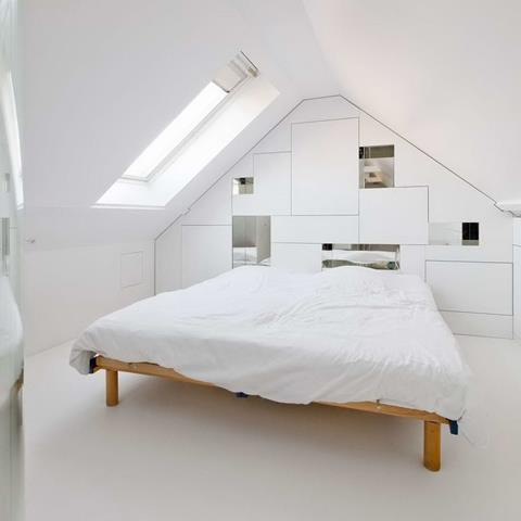 Some Tips Of Arranging Small Attic Bedroom Ideas Homesfeed