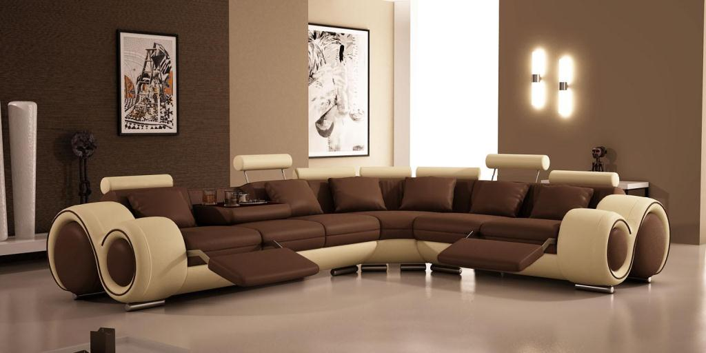 ... Unique Sectional Sofa Combination From Red And White Colored Sofas With  Chaise Leather Sectionally For Rest ...