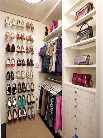 Best Dressing Room Decoration with Various Styles | HomesFeed