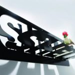 black-typeself-that-says-shelf-as-decorative-letters-for-shelves-on-white-wall