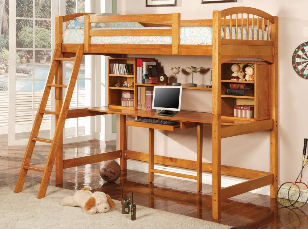 The Bunk Bed For The Kid S Bedroom Homesfeed