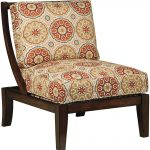cool armless accent chairs with wooden legs for vintage living room ideas