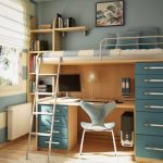 small loft bedroom ideas, bedroom, loft