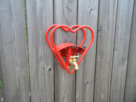 Decorative Garden Hose Holders Homesfeed
