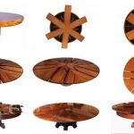 expending-round-dining-table-by-Fletcher-Capstan-with-electrically-use-or-with-remote-control