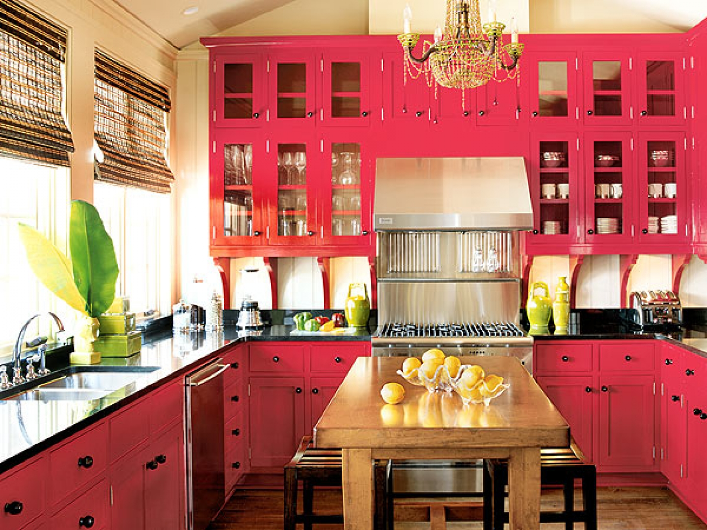 Red Country Kitchen Decorating Ideas modren red country kitchen decorating ideas kitchens on pinterest