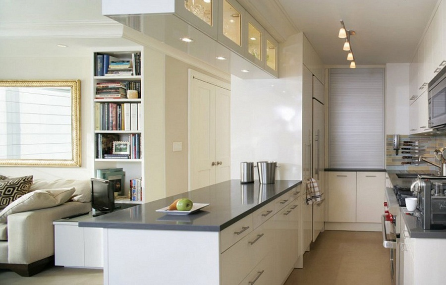 Kitchen makeovers on a budget that upgrades your for Small cheap kitchen designs