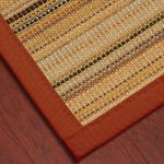 Soft Sisal Rug With Full Color