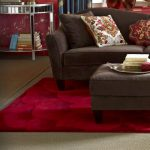 lovely-rose-tufted-rug-in-red-color-with-layers-of-three-dimensional-petals-and-wool-materail-for-spot-clean-only-in-the-living-room