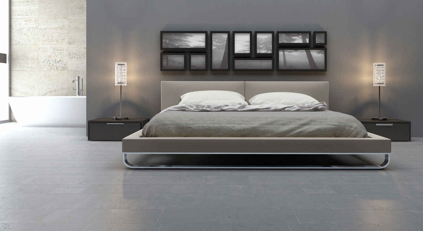modern king size bed frame minimalist bedroom ideas with modern king size bed frame and