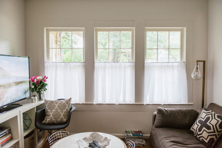 Beautiful Linen Caf Curtains For Windows HomesFeed