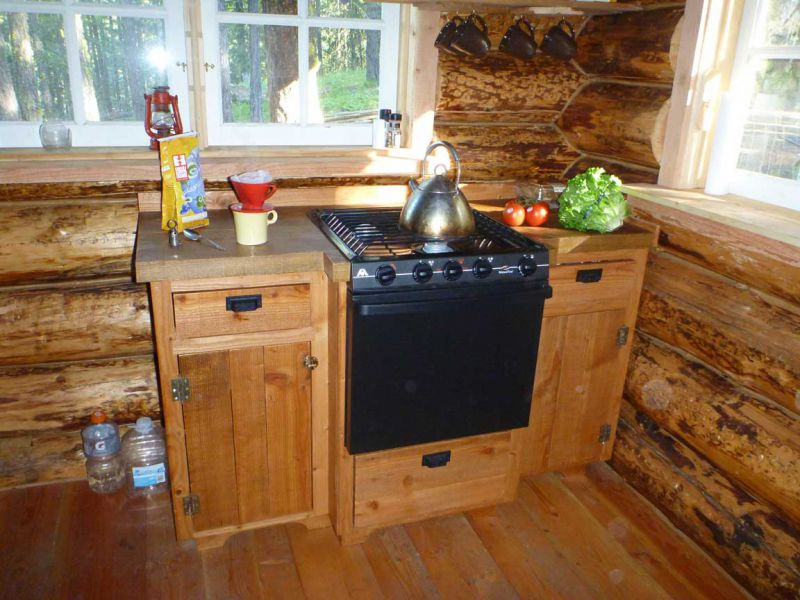 the small stove oven upgrading your kitchen space homesfeed. Black Bedroom Furniture Sets. Home Design Ideas