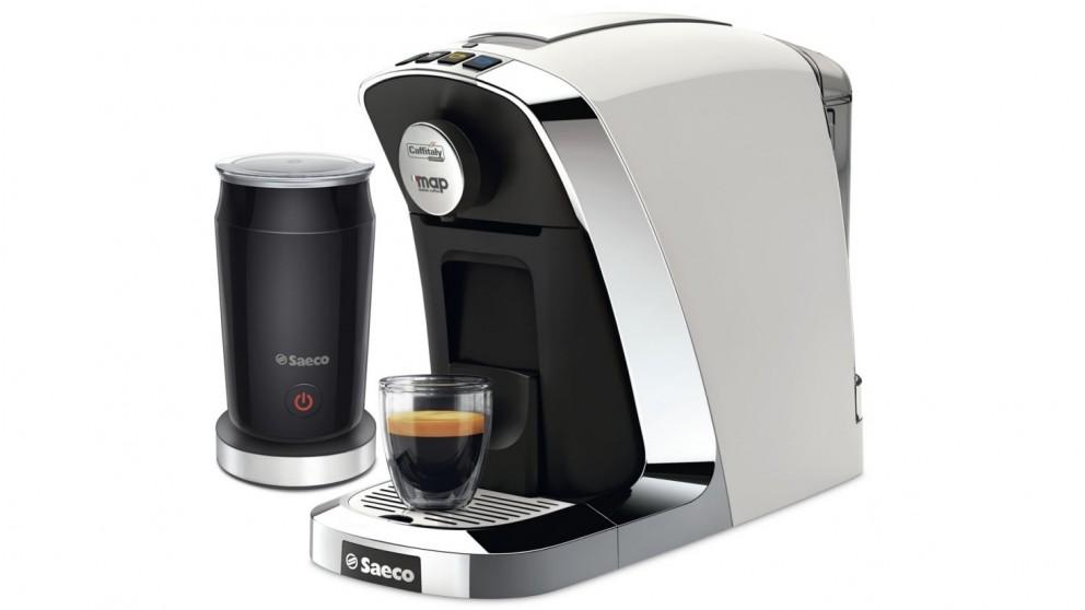 caffe tiziano coffee machine