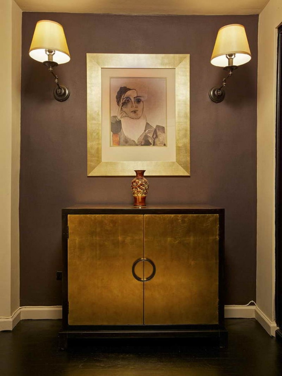 Best foyer design the sensation of great waiting time for Simple foyer designs