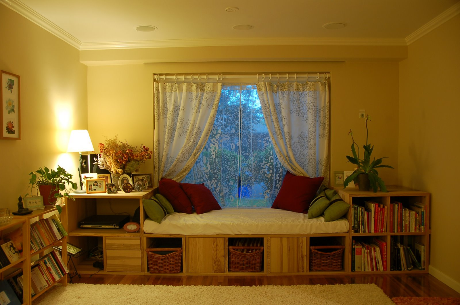 Window Banquette Design