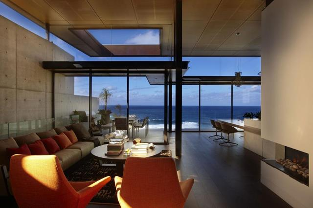 Modern Beach House Comfort And Beautiful Sight Homesfeed
