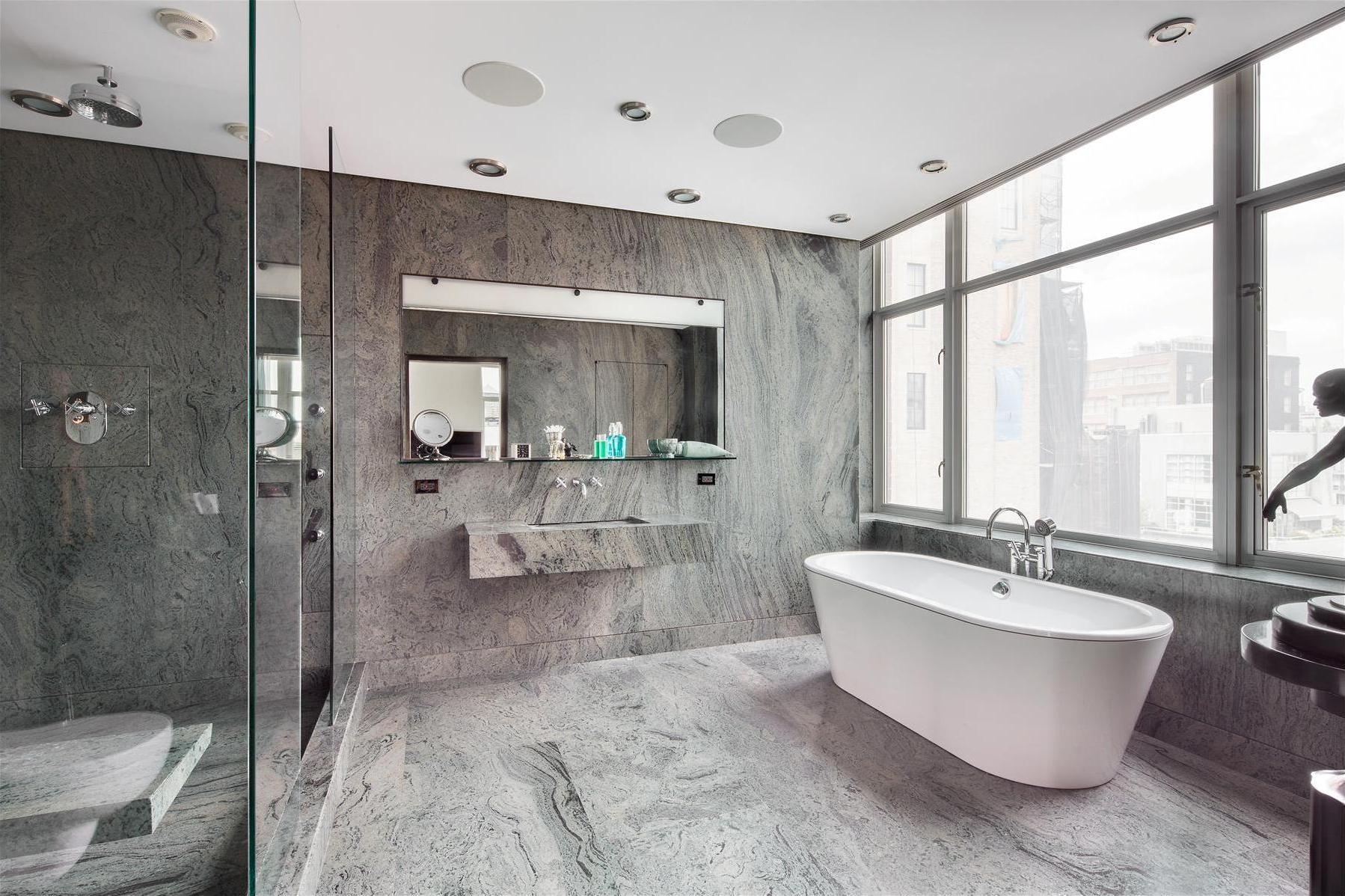 posh bathroom design – jewelery box | homesfeed